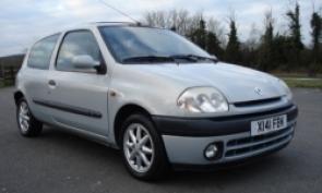 Clio (1998-2001)