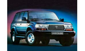 Land Cruiser 80 (1990-1997)