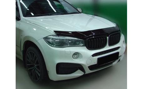 Дефлектор капота BMW X5 (F15)