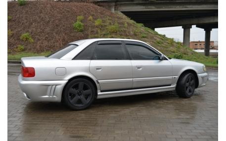 Дефлекторы окон Audi A6 C4