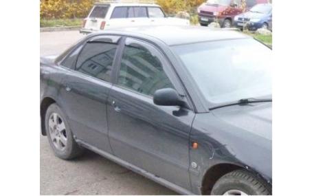 Дефлекторы окон Audi A4 B5