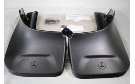 Брызговики Mercedes GLA-class X156