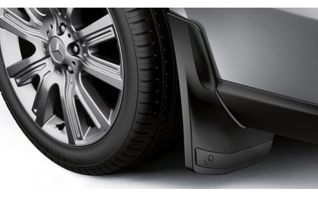 Брызговики Mercedes GL-class X166