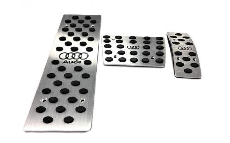 Накладки на педали Audi