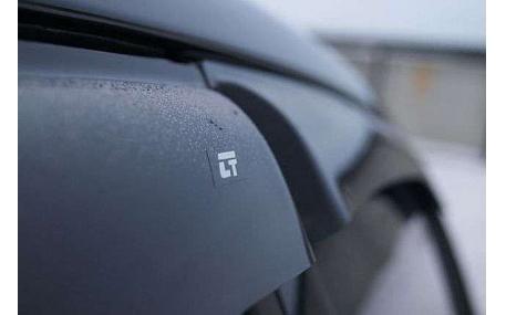 Дефлекторы окон Audi A4 B8