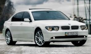 7 (E65) 2002-2008