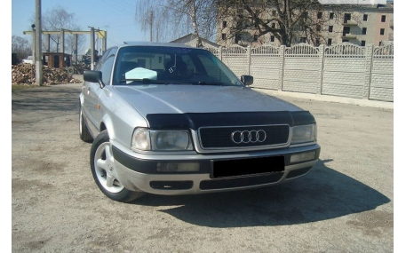 Дефлектор капота Audi 80 B4