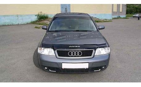 Дефлектор капота Audi A6 C5