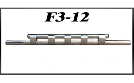 Защита передняя AUDI Q7