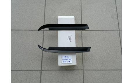 Ресницы Subaru Impreza