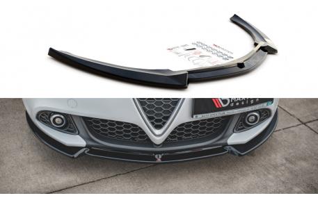 Накладка передняя Alfa Romeo Giulietta
