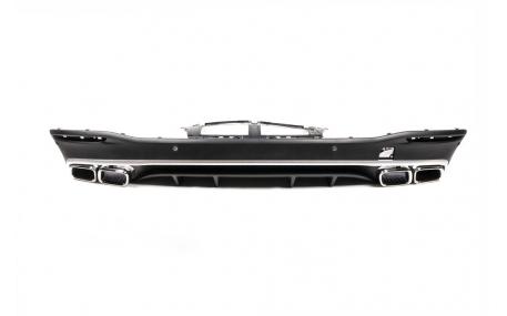 Накладка задняя Mercedes GLE-class Coupe C167
