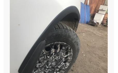 Арки Fiat Doblo