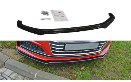 Накладка передняя AUDI S5 Coupe