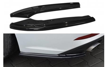 Накладка задняя Audi S5