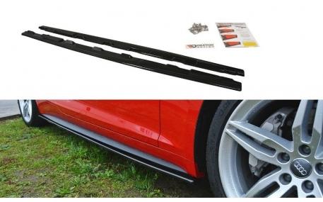 Пороги Audi S5