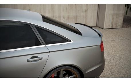Спойлер Audi A6 C7