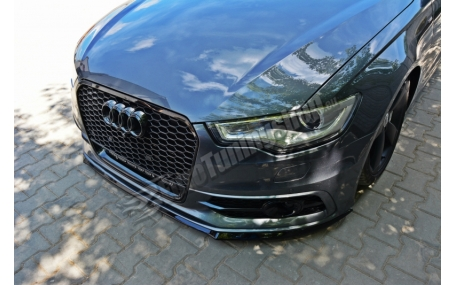 Накладка передняя Audi A6 C7