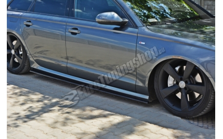 Пороги Audi A6 C7