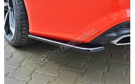 Накладка задняя AUDI A7