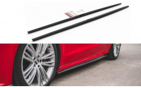 Накладки на пороги Audi A7