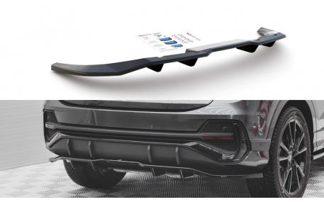 Накладка задняя Audi Q3