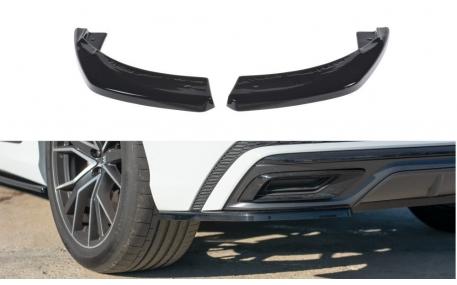 Накладка задняя Audi Q8
