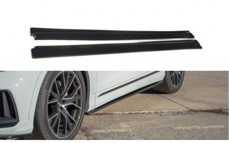 Пороги Audi Q8