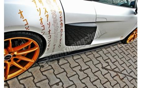 Пороги Audi R8