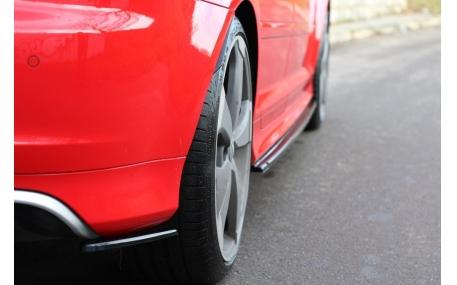 Накладка задняя Audi RS3 8P