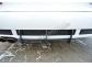 Накладка задняя Audi RS4 B5