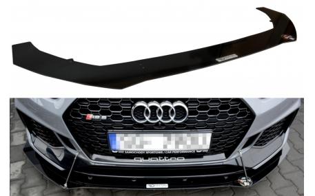Накладка передняя AUDI RS5 Coupe