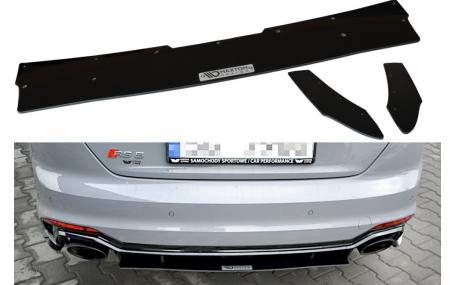 Накладка задняя Audi RS5