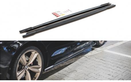 Накладки на пороги Audi A5