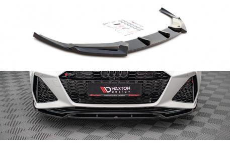 Накладка передняя Audi A6 C8