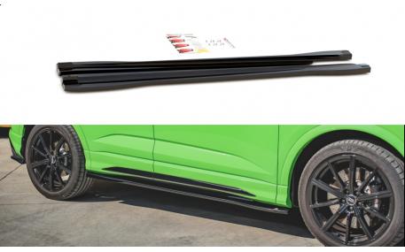 Накладки на пороги Audi Q3