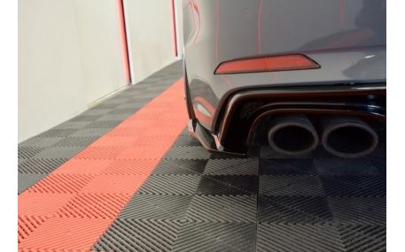 Накладка задняя Audi S5 F5