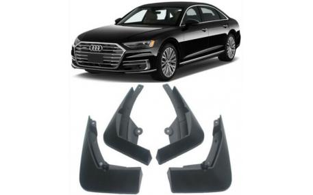 Брызговики Audi A8 D4