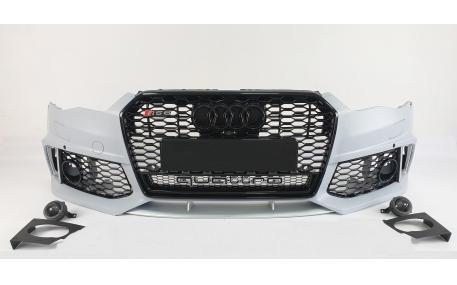 Бампер передний Audi A6 C7 2015-2018