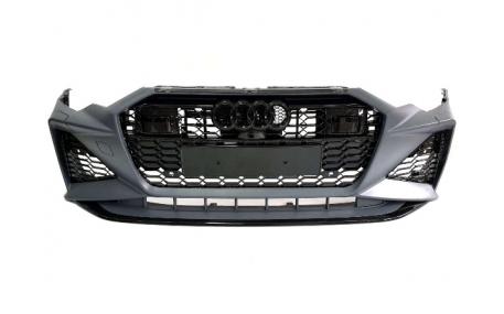 Бампер передний Audi A6 C8