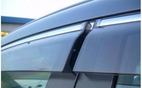 Дефлекторы окон Honda Accord