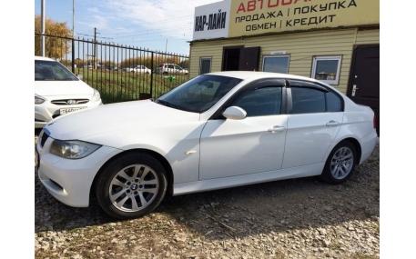 Дефлекторы окон BMW E90
