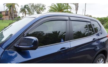Дефлекторы окон BMW X3 F25