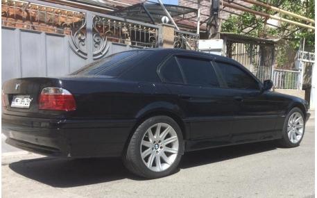 Дефлекторы окон BMW E38