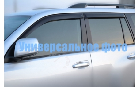 Дефлекторы окон BMW X1 (F48)