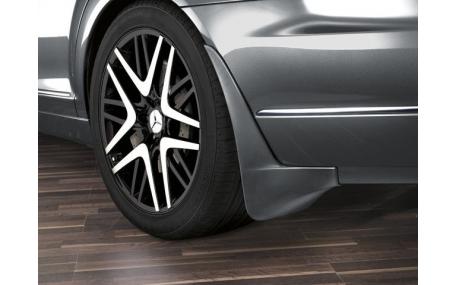 Брызговики Mercedes S-class W221
