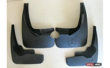 Брызговики Mercedes ML-class W166