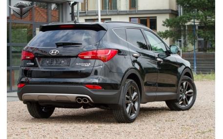 Брызговики Hyundai Santa Fe
