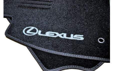 Коврики в салон Lexus GX