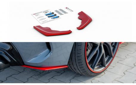 Накладка задняя BMW 1 (F40)